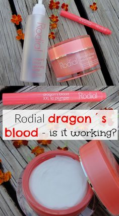 Rodial dragon´s bloo