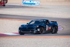 Doug Osborn's 2013 Corvette on the road course time trial at the 2017 2013 Corvette, Chevrolet Corvette, Las Vegas Motor Speedway, Road Racing, Album, Street, Car, Automobile, Roads
