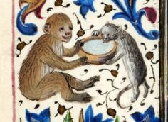 'Trivulzio Book of Hours', Flanders ca. 1470 (Den Haag, Koninklijke Bibliotheek, SMC 1, fol. 110v)