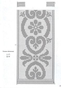 Crafty Crochet and Things: Snowflake Table Runner Filet Crochet, Crochet Chart, Thread Crochet, Crochet Motif, Crochet Designs, Crochet Doilies, Free Swedish Weaving Patterns, Knitting Patterns, Crochet Patterns