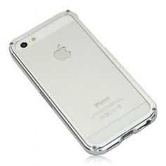 Blade Metal Bumper for iPhone 5 - Grizzly Gadgets