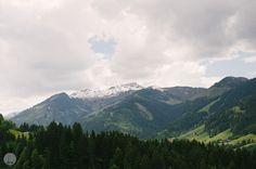 Nadine and Alex, Maierl Alm, Kirchberg in Tirol, Austria