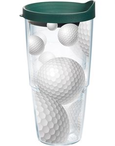 Fore! Perfect tumbler for the golf course. $19 / a must have Tervis Cup for myself!!