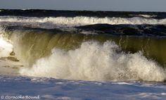 Ocean Waves - Nags Head NC