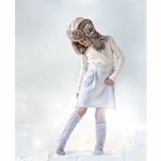 Snowstar Dress at nordliebe.com
