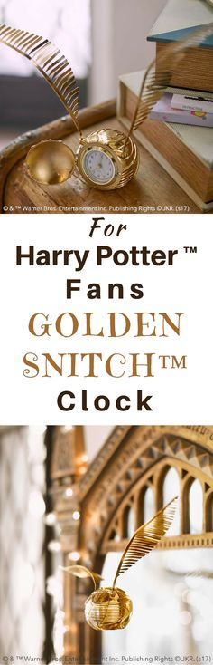 This is awesome Harry Potter GOLDEN SNITCH™ Clock! Love it, love it, love it! Great gift idea for Harry Potter fans! NNT #afflink #Harrypotter #harrypotterfan #harrypotterforever #bestseller #giftideas #GIFTIDEA #gift #christmasgifts #christmas harry potter   harry potter tattoo   harry potter funny   harry potter party   harry potter costume   Harry Potter Film   Harry Potter   Harry Potter Hub   Harry Potter   Harry Potter...Always   ⚡Harry Potter⚡   golden snitch   Golden Snitch  