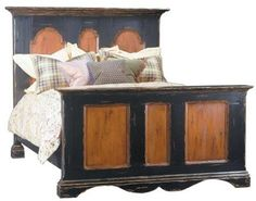 Beds and Daybeds -   Modern vintage furniture