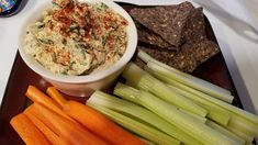 You will not Miss the Dairy Trust me. Packed full of veggies, this is pretty easy to throw together. If I had to explain the flavor it tastes just like the cream cheese you may have had in the past…