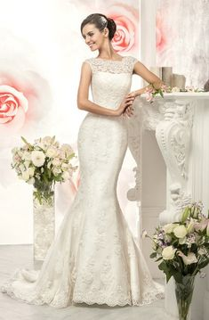 Cheap lace mermaid wedding, Buy Quality bridal dress directly from China plus size bridal dresses Suppliers: Scoop Lace Mermaid Wedding Dresses 2017 Vintage Wedding gown Royal Blue Beaded Sash Elegant Sexy Slim Plus Size Bridal Dresses Wedding Dress Organza, Lace Ball Gowns, Lace Mermaid Wedding Dress, Long Wedding Dresses, Mermaid Dresses, Ball Dresses, Bridal Gowns, Lace Dress, Gown Dress