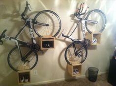 DIY Bike Racks!