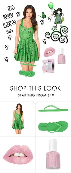 """""""Do you love me??"""" by jaja8x8 ❤ liked on Polyvore featuring PrimaDonna and Essie"""