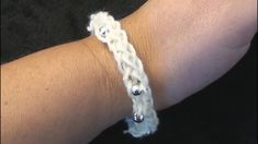 I-Cord Friendship Bracelet Crochet CrochetGeek Crochet Geek
