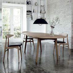 Replica Hans Wegner CH20 Elbow Chair in Home & Garden, Furniture, Dining Room Furniture | eBay
