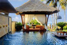 St Regis, Bali ... divine!