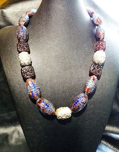 Hey, I found this really awesome Etsy listing at https://www.etsy.com/listing/475939130/enamel-bead-necklace-chinese-export-and
