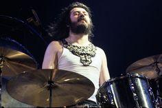John Bonham sept 25 1980 at age 32yrs led zeppelin drummer dies.