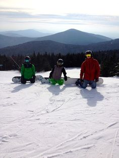 5 reasons you want to hit the slopes in VT this winter (among them, FREE SKIING for 5th graders + $29 lessons+rentals!)