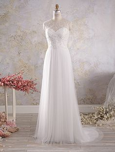 Alfred Angelo Bridal Style 8555 from Modern Vintage Bridal Gowns