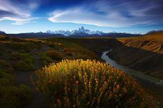 Patagonia - Rio de las Vueltas, El Chalten, Fitz Roy, Santa Cruz, Patagonia…