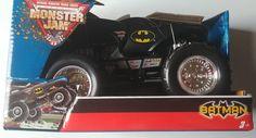 2006 Hot Wheels Batman Monster Jam Truck 1:24 Retired #HotWheels #Batman