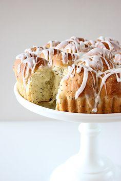 Lemon Poppy Seed Breakfast Bread