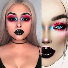 Another amazing #recreation! Try your hand at it with goodies from The Makeup Club