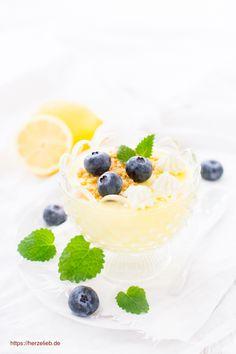 Dessert Rezepte: Rezept für Citronfromage, der Dessert Klassiker aus Dänemark! Dieses Zitronencreme Rezept von herzelieb ist ganz leicht zuzubereiten. Aus der Kategorie dänische Rezepte #Dänemark #dessert #zitronen #rezept