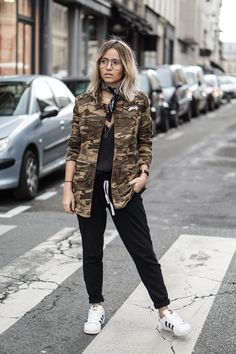 Camille / 15 février 2016MILITARY JACKETMILITARY JACKET