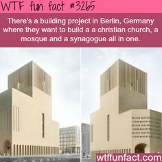 The house of one in Berlin -  WTF fun facts
