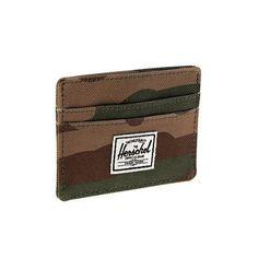 Kids Herschel Supply Co. Camo Wallet
