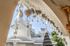 Wat Rong Khun, Temple @ Chiang Rai, Thailand #fotobylinhping