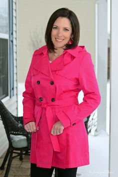 Fashion Over 40: Trench Coats for Spring 2015