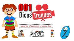 Dicas e Truques - Como gravar voz nos vídeos - Zmaro: Dicas e Truques 001