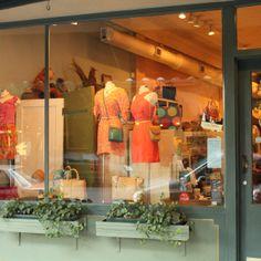 Shopping downtown at Terra Cotta Savannah during Fashion Week!