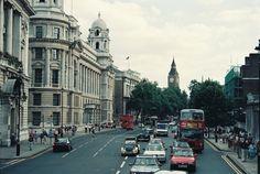 London 1995 Traveling, Street View, London, Novels, Travel, Trips, London England