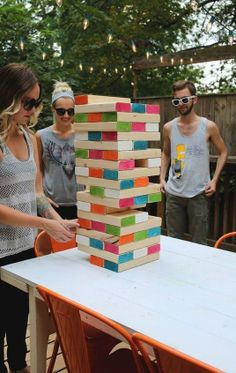 32 Of The Best DIY Backyard Games You Will Ever Play | DIY Fun Time