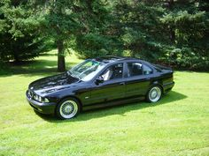 1999 BMW 528 Sport - wow. Normally, not my car, but this one is cherry.