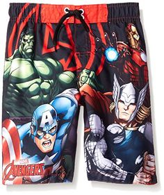 Marvel Boys' Avengers Trunk *** Read more  at the image link. We are a participant in the Amazon Services LLC Associates Program, an affiliate advertising program designed to provide a means for us to earn fees by linking to Amazon.com and affiliated sites.