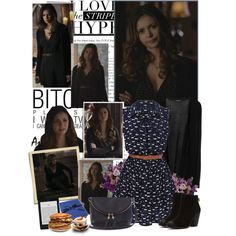 Elena G. - 6x13 by iced on Polyvore featuring MANGO, Report and Warehouse