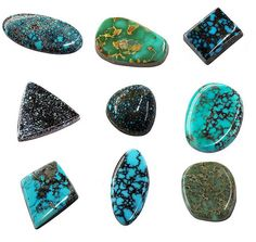 Southwest Turquoise | Perry Null Trading Company | Flickr