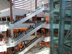 """RioMar Shopping"". * Recife, Pernambuco. Brasil."