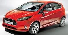 The current Fiesta is on the market since 2008. , and bearing in mind the ever stronger competition and the announcement of new models in this segment (sales of Peugeot 208 has already begun and this year arrives and the Renault Clio IV), Ford is preparing refreshed edition of its representatives in the B segment.    Italian Quattroruote