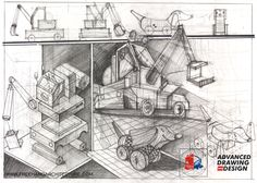 Freehand Architecture - Architectural Drawing and Design Black And White Drawing, Layout, Architecture, Drawings, Design, Art, Arquitetura, Art Background, Page Layout