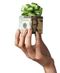 25 Creative Ways To Give Money As Gifts by MarylinJ