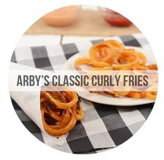 Homemade Arby's Curly Fries | 23 Copycat Recipes For Your Favorite Fast Foods