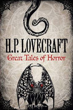 """H.P. Lovecraft: Great Tales of Horror"" features twenty of horror master H.P. Lovecraft's classic stories, among them some of the greatest works of horror fiction ever written, including: ""The Rats in the Walls,"" ""Pickman's Model,"" ""The Colour out of Space,"" and ""The Call of Cthulhu,"""