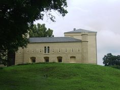 Chyše- rebuilded in pseudo- gothical style