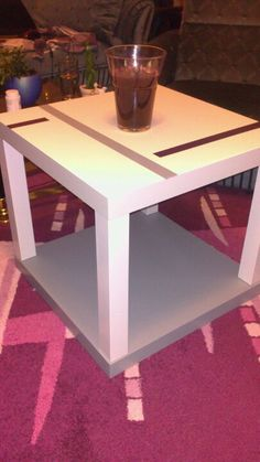 Ikea lack tables-buy 2 made 1