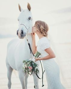modest wedding dress with short sleeves from alta moda. (modest bridal gowns)