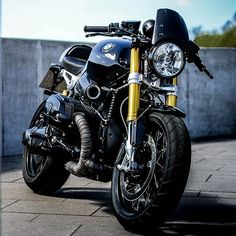 CAFE RACER @caferacergram Tag: #caferacergram #| BMW RnineT sent in by Oliver Leyba #bmwmotorrad #bmwrninet #r9t #bmwcaferacer #caferacer #caferacers | See more cafe racers on our profile or facebook (link in profile).
